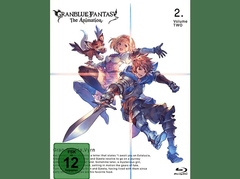 Granblue Fantasy The Animation - Vol.2 [Blu-ray]