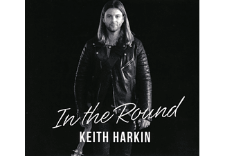 Keith Harkin - In The Round  - (CD)