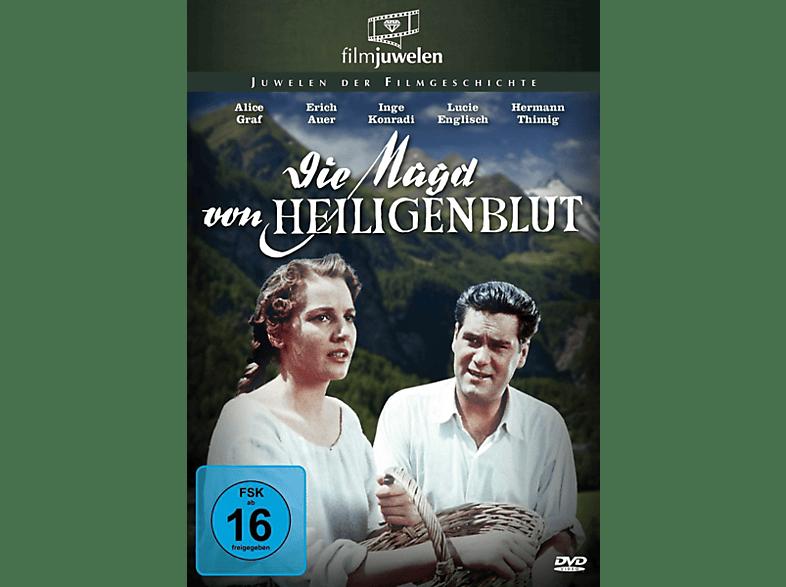 LEHNER ALFRED - Die Magd von Heiligenblut [DVD]
