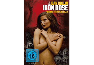 Iron Rose - Friedhof der toten Seelen - (DVD)