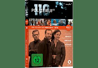 Polizeiruf 110 - MDR Box 11 DVD