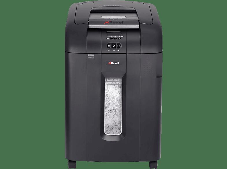 REXEL Auto+ 600X Automatischer Aktenvernichter, Schwarz