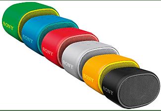 Altavoz inalámbrico - Sony SRS-XB01, Bluetooth, ExtraBASS, Hasta 6 horas, IPX5, Rojo