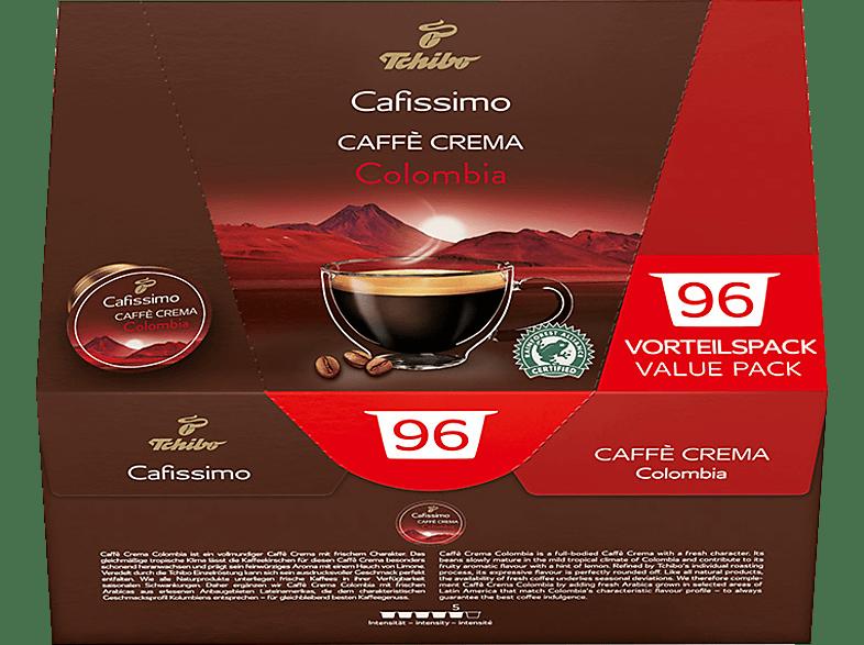 TCHIBO CAFISSIMO Caffè Crema Colombia Kaffeekapseln (Tchibo Cafissimo)