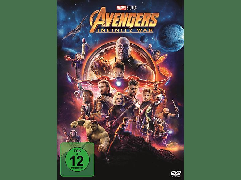 Avengers: Infinity War  [DVD]