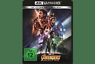 Avengers: Infinity War  [4K Ultra HD Blu-ray + Blu-ray]