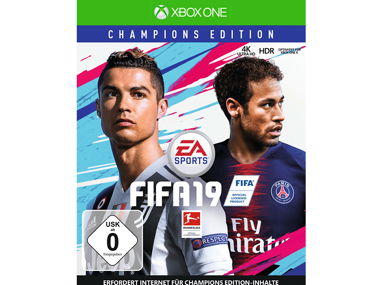 FIFA 19 Champions Edition (Nur Online) [Xbox One]