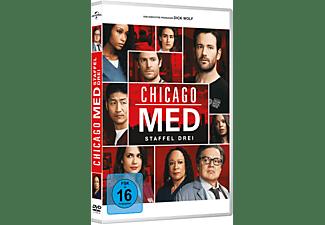 Chicago Med-Staffel 3 DVD