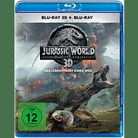 Jurassic World: Das gefallene Königreich [3D Blu-ray (+2D)]