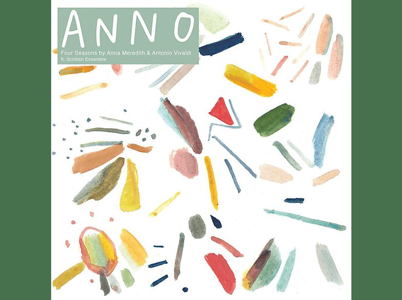 Anna Meredith - Anno [CD]