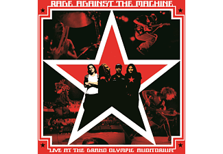 Rage Against The Machine - Live at the Grand Olympic Auditorium  - (Vinyl)