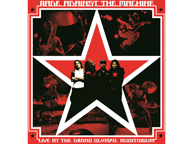 Rage Against The Machine - Live at the Grand Olympic Auditorium [Vinyl]