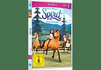 Spirit: Wild und frei-Staffel 1-Vol.1 DVD
