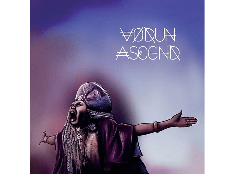 Vodun - Ascend [LP + Download]