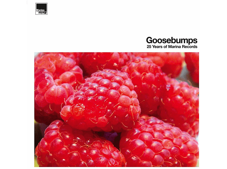 VARIOUS - Goosebumps-25 Years Of Marina Records [Vinyl]