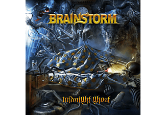 Brainstorm - Midnight Ghost - (CD + DVD Video)