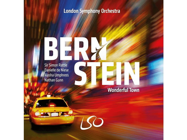 London Symphony Orchestra - LEONARD BERNSTEIN - WONDERFUL TOWN [SACD Hybrid]