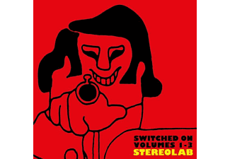 Stereolab - Switched On Volumes 1-3 (Remastered 4CD Anthology)  - (CD)