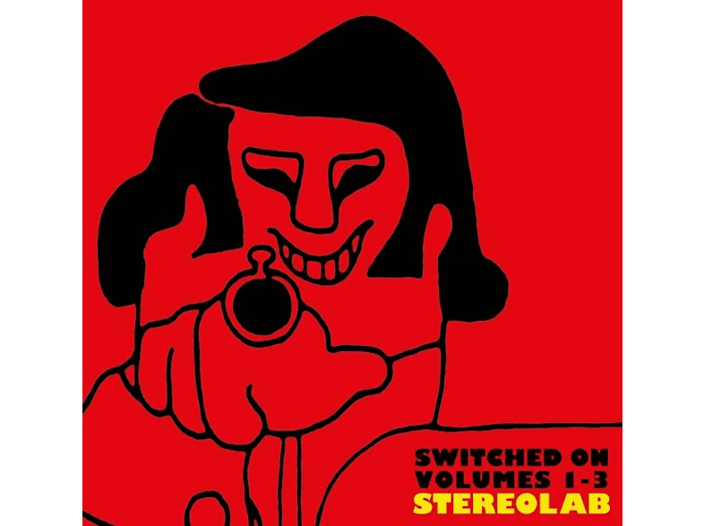 Stereolab - Switched On Volumes 1-3 (Remastered 4CD Anthology) [CD]
