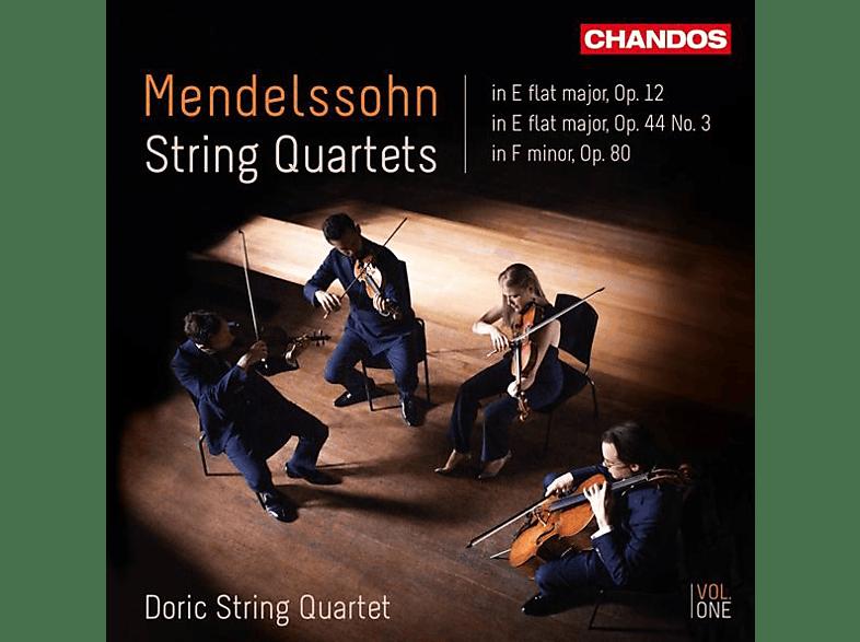 Doric String Quartet - FELIX MENDELSSOHN (1809 - 1847) - S [CD]