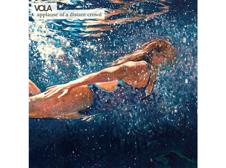 Vola - Applause Of A Distant Crowd [CD]
