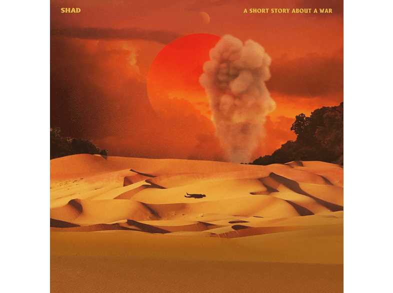 Shad - A SHORT STORY ABOUT WAR [CD]