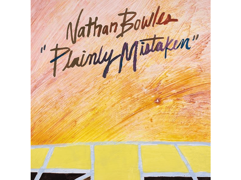 Nathan Bowles - Plainly Mistaken [LP + Download]