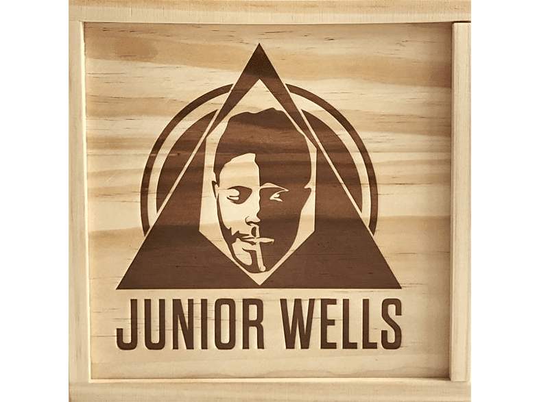 Junior Wells - Box Of Blues [CD]