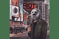 Riot - Archives Vol.1: 1976-1981 (2LP/Red Vinyl/DVD) [LP + Bonus-CD]