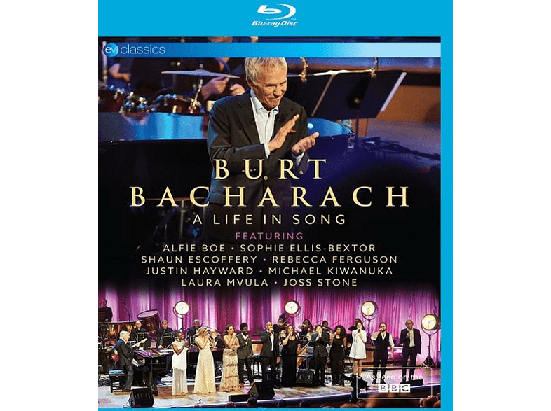 Burt Bacharach - A Life In Song (Blu-Ray) [Blu-ray]