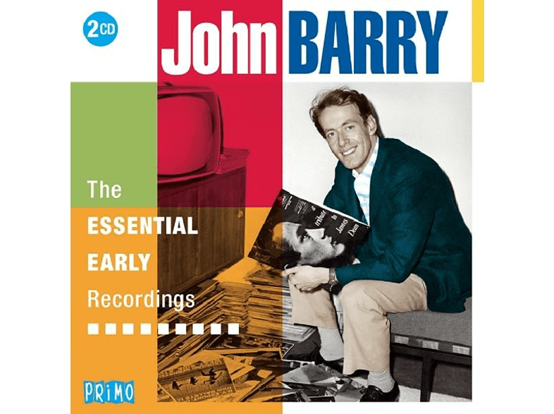 John Barry - Essential Recordings [CD]
