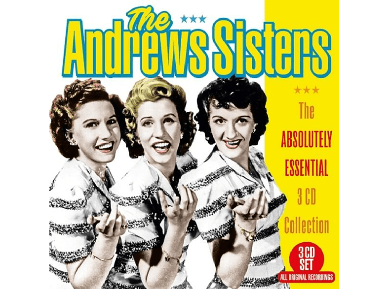 The Andrews Sisters - Absolutely Essential [CD]