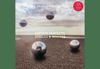 Die Fantastischen Vier - Captain Fantastic Singles & Remixes  - (Vinyl)
