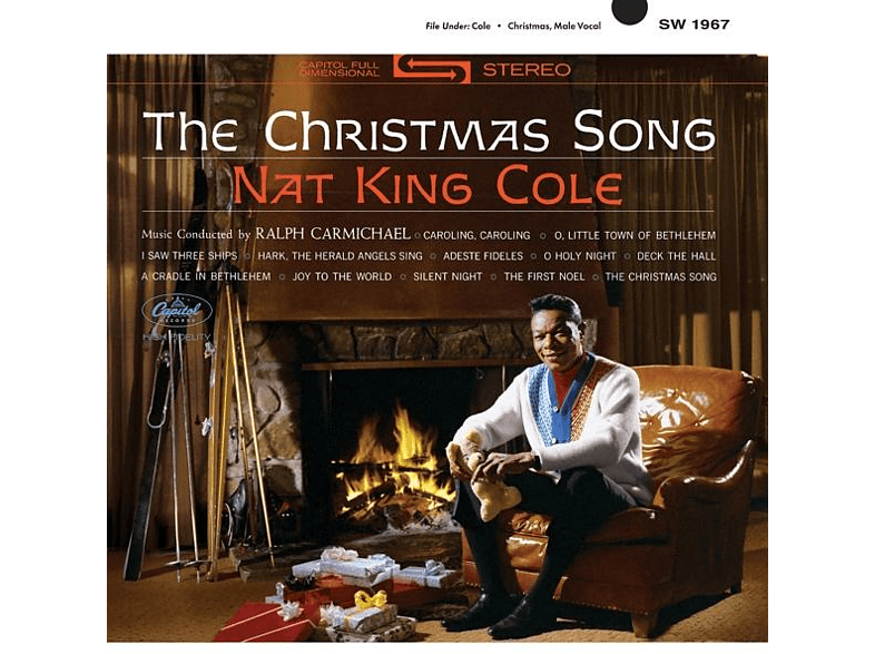 Nat King Cole - The Christmas Song (Expanded Edt.) [CD]