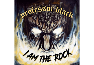 Professor Black - I Am The Rock (Blue Vinyl) - (Vinyl)