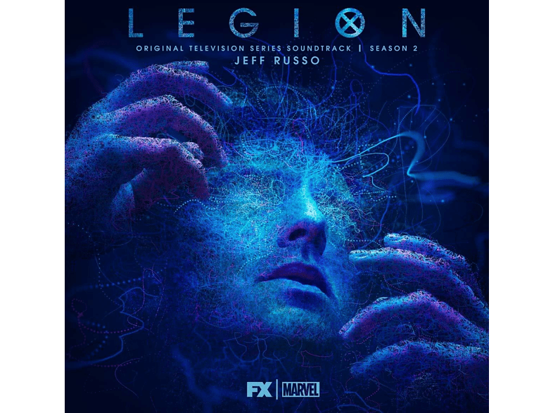 Jeff Russo - Legion Season 2 [CD]