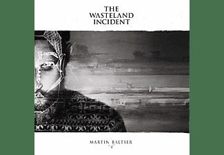 Martin Baltser - The Wasteland Incident  - (CD)