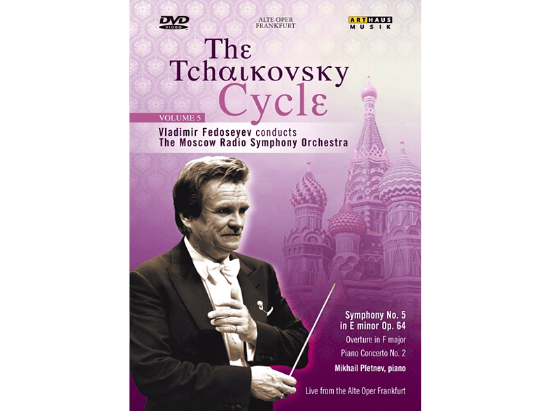 - The Tschaikowsky Cycle Volume 5 [DVD]