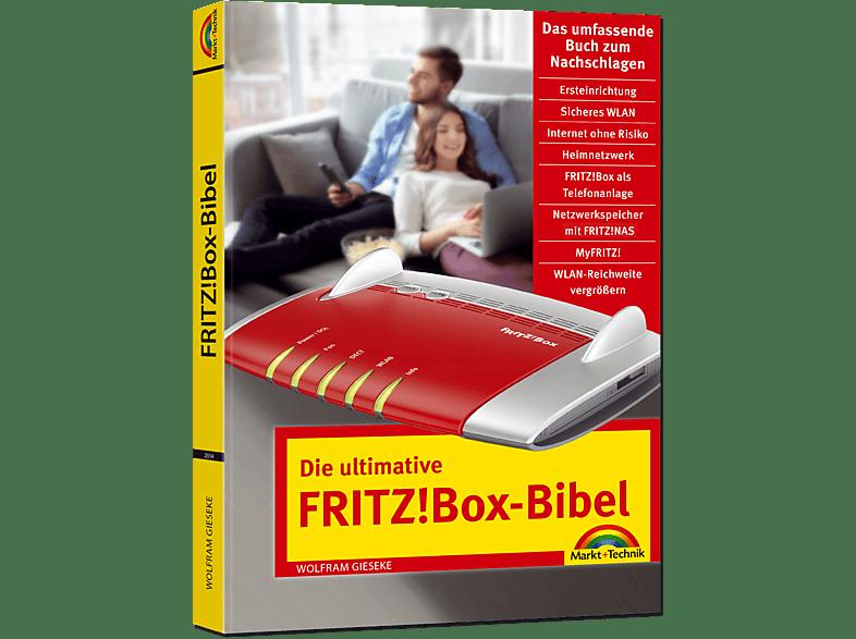 Die ultimative FRITZ!Box-Bibel – Das Praxisbuch, komplett in Farbe