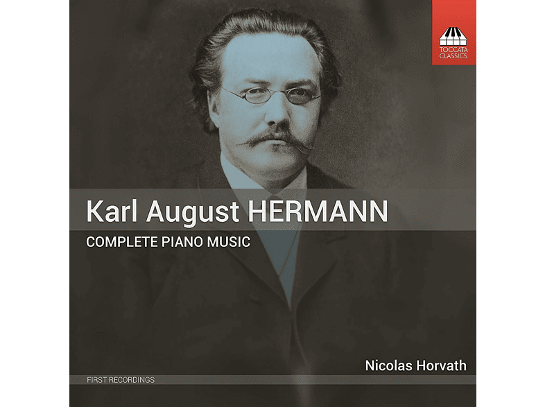 Nicolas Horvath - Klaviermusik (kompl.) [CD]