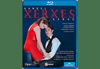 Arquez / Zazzo / Carydis / Frankf. Opern-& Museumsorch. - Xerxes  - (Blu-ray)