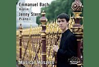 Jenny Stern, Emmanuel Bach - Musical Mosaics [CD]