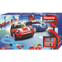 CARRERA (TOYS) First MINI Cooper Rennbahn