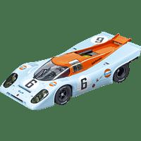 "CARRERA (TOYS) Digital 124 Porsche 917K J. W. Automotive Engineering ""No.6"", Watkins Glen Test 1970 Modellspielzeugauto"