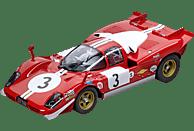 """CARRERA (TOYS) Ferrari 512S Berlinetta Scuderia Filipinetti """"No.3"""", 1970 Spielzeugauto, Mehrfarbig"""