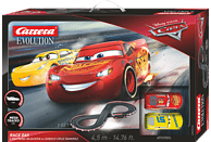 CARRERA (TOYS) Evolution Disney·Pixar Cars - Race Day Rennbahn, Mehrfarbig