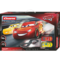 CARRERA (TOYS) Evolution Disney·Pixar Cars - Race Day Rennbahn