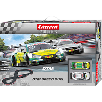 CARRERA (TOYS) Evolution DTM Speed Duel Rennbahn