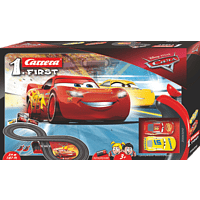 CARRERA (TOYS) First Disney·Pixar Cars Rennbahn