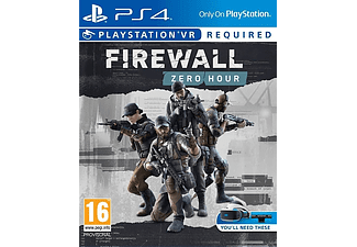 PS4 - Firewall: Zero Hour VR /Multilinguale